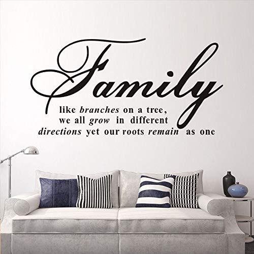 haochenli188 Familia como sucursales en un árbol Citas Tatuajes de ...