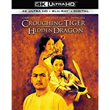 Crouching Tiger, Hidden Dragon 4K UHD + BD + UV [Blu-ray] + Digital