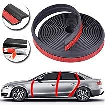 For Mercedes w114 w115 Door Seals Front L+R x2 FRESH Rubber Weatherstrip Gasket