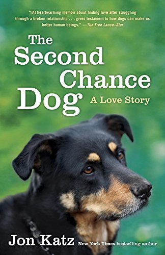 The Second-Chance Dog: A Love Story cover