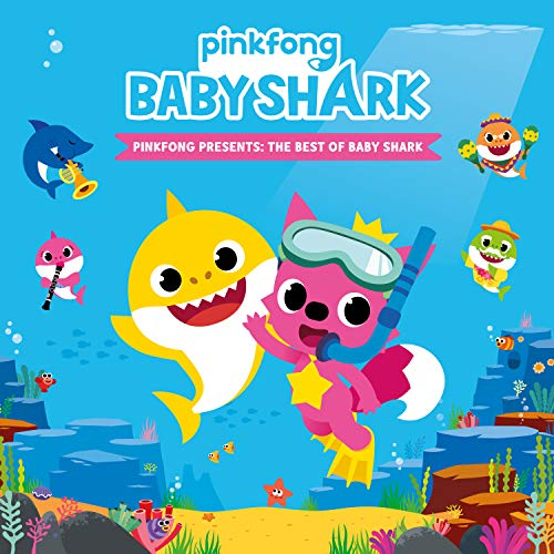 Pinkfong Presents: The Best Of Baby Shark from Pinkfong Usa Inc