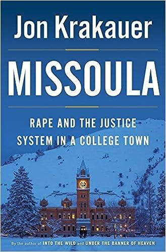 Image result for missoula book