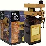 Don't Break The Bottle Wood Wine Carrier Puzzle Gift - The Vise