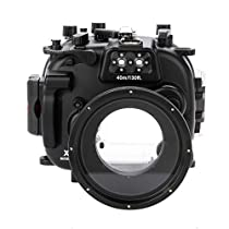 EACHSHOT 40m 130ft Waterproof Diving Housing Case For Fujifilm X-T1 XT1 Can Be used with 18-55mm Lens