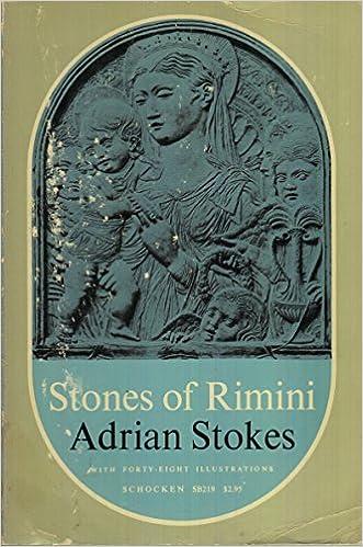 Stones of Rimini, Adrian Stokes