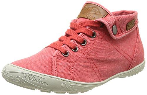 Palladium - Zapatillas para mujer Rojo - Rojo (Cayenne)