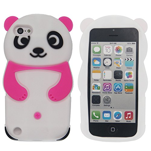 Tsmine iPod Touch 6 Case,iPod Touch 5 Case - 3d Case For Ipod 5