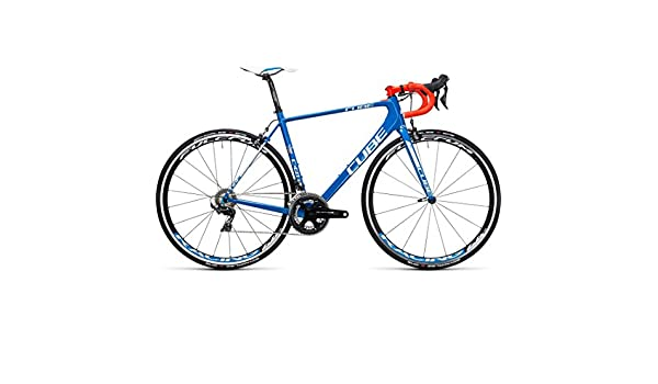 Bicicleta de carretera Cube litening C: 68 SL Team Wanty 2017 – 50 ...