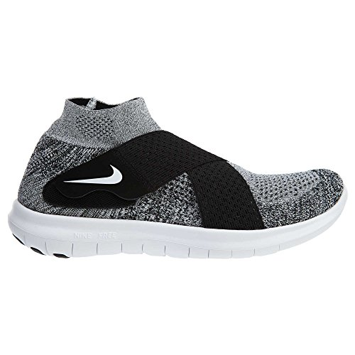 Black Wolf 13 Size Motion Mens 2017 Platinum Running Shoe NIKE White Free RN Flyknit Grey Pure xqHA6wwzv4