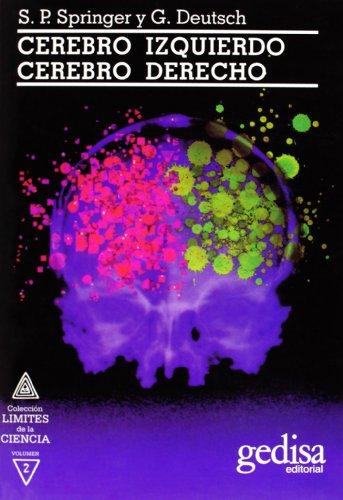 Cerebro Izquierdo, Cerebro Derecho (Spanish Edition)