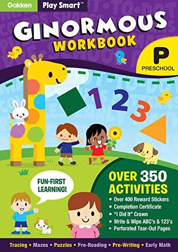 Play Smart Ginormous Workbook - Preschool ()