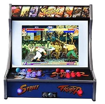 Theoutlettablet@ - Bartop/Maquina recreativa Pandora Box 9 1500 Juegos Retro Consola Arcade Video Gamepad Modelo Bartop Street