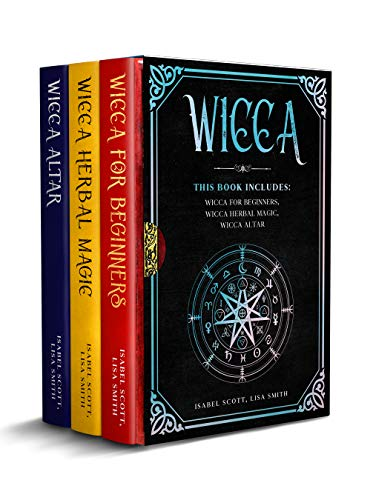 Everything you need to know to start your Wiccan Journey3 Books in 1This book will introduce you to the secrets of modern Wicca, but it also will take you into the past in which Wicca came. It will show you how strong it is working to become a peacef...