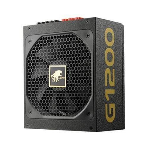 LEPA G Series G1200-MA 1200W ATX12V / EPS12V /Four Powerful +12V Rails 80 PLUS GOLD Certified Modular Power Supply