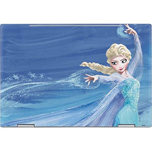 Skinit Frozen Envy x360 15t (2018) Skin - Elsa Icy Powers Design - Ultra Thin, Lightweight Vinyl Decal Protection by Skinit (Image #1)