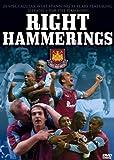 Right Hammerings - West Ham United [DVD]