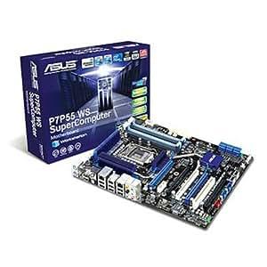 ASUS P7P55 WS SUPERCOMPUTER - Placa base (16 GB, Intel, Core i5, Socket H (1156), PCIe, Intel P55)
