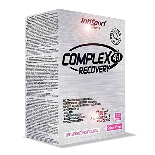 Infisport Complex 4:1 Recovery - 1 kg Chocolate: Amazon.es: Alimentación y bebidas