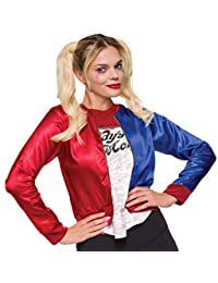 Rubies Costume Women's Suicide Squad Harley Quinn Costume Kit