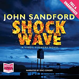 Shock Wave Audiobook