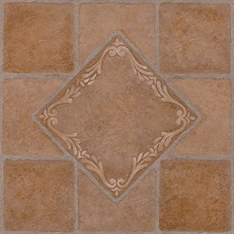 Creative Home Nexus Vinyl Self Stick Tile 445 Southwest Ceramic 1