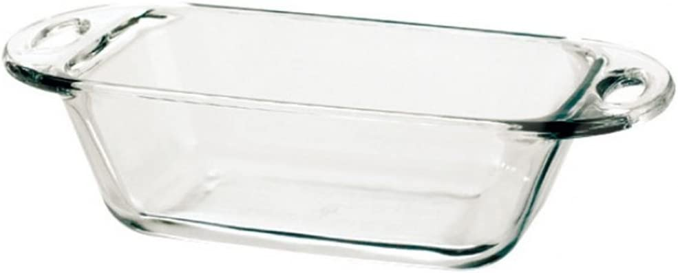 Anchor Hocking Premium Glass 9 x 5 Inch Loaf Dish