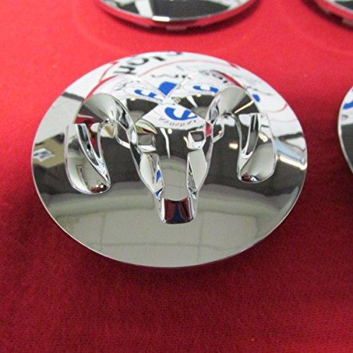 Dodge Ram 2500 3500 Chrome Ram head logo center cap NEW OEM MOPAR RAM -