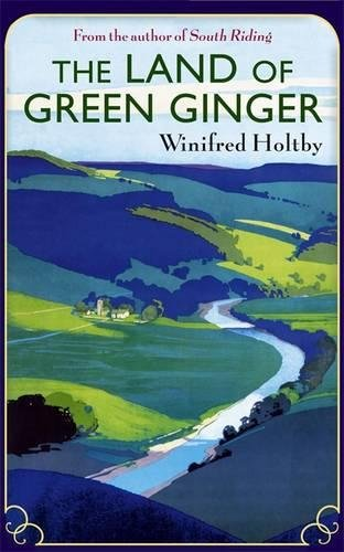 book cover of The Land of Green Ginger