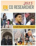 img - for CQ Researcher Bound Volume 2015 book / textbook / text book