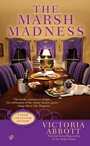 The Marsh Madness (A Book Collector Mystery)