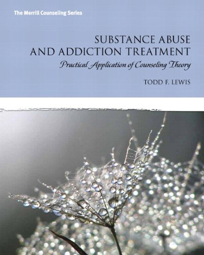 Substance Abuse and Addiction Treatment, Video-Enhanced Pearson eText -- Access Card