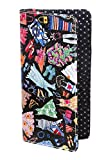 Sydney Love Wardrobe Print Large Passport Wallet, Multi