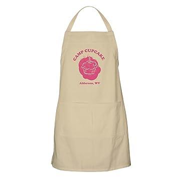 CafePress – Martha Stewart Camp Cupcake Grillschürze – Küche Schürze ...
