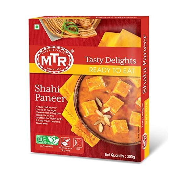MTR Ready to Eat Shahi Paneer, 300g