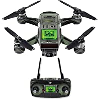 Skin for DJI Spark Mini Drone Combo - Boombox| MightySkins Protective, Durable, and Unique Vinyl Decal wrap cover | Easy To Apply, Remove, and Change Styles | Made in the USA
