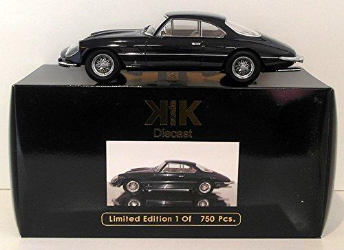 KK SCALE KKDC180062 FERRARI 400 SUPERAMERICA 1962 DARK BLUE 1:18 DIE CAST - Dark Blue Ferrari