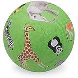 "Crocodile Creek Wild Animals 5"" Playground Ball"