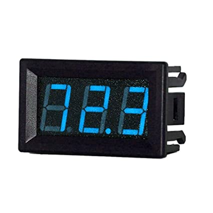 VKTECH Mini Volt Meter Detector 0.56