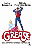 Grease Framed Poster Movie D 27 x 40 Inches - 69cm x 102cm John Travolta Olivia Newton-John Jeff Conaway Stockard Channing