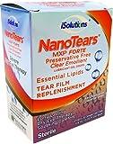 Nanotears MXP Forte Preservative Free Lubricant Gel Eye Drops Severe...