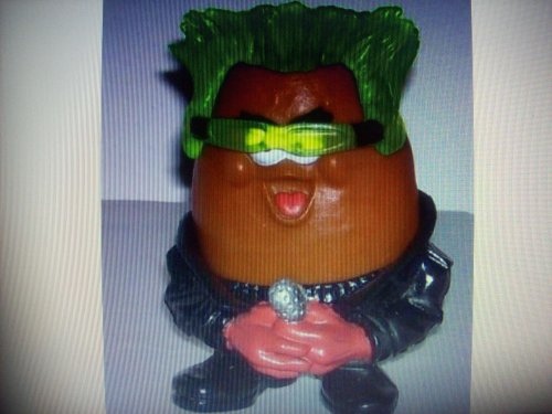 Mcdonalds Halloween Happy Meal Mcnugget Rock Star Buddy -