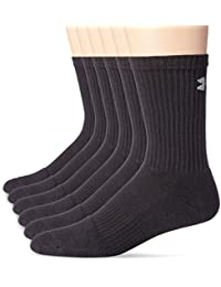Mens Charged Cotton 2.0 Crew Sock (6 Pack)