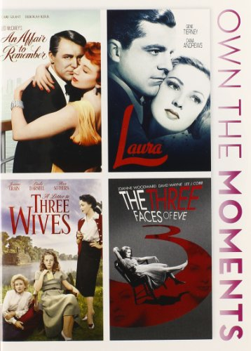 Own The Moments ( An affair to remember / Laura / A letter to three wives / The three faces of Eve ) ()