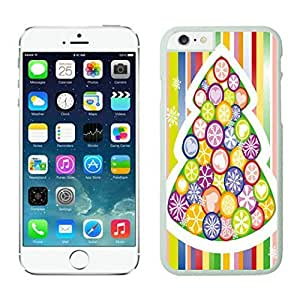 The Christmas Tree On Christmas Day Lovely Mobile Phone Protection Shell for iphone 5s Case-Unique Soft Edge Case(2015),Merry Christmas iPhone 5s Case 82 White