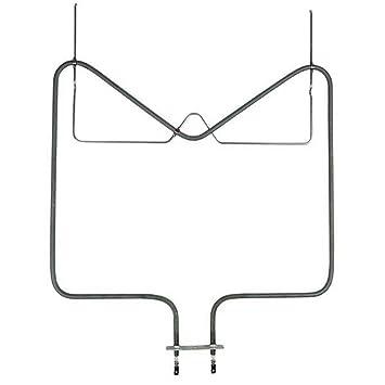 Resistencia inferior 1150 W 230 V horno Whirlpool Ignis Ikea Bauknecht Repuesto Original