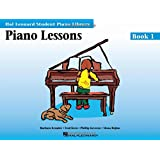 Piano Lessons: Book 1