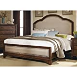Coaster 203261KW-CO California King – 79.5″ L X 86″ W X 71″ H Casual Upholstered Bed