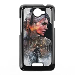 HTC One X Cell Phone Case Black The Witcher 3 Wild Hunt review Ciri Rgktp