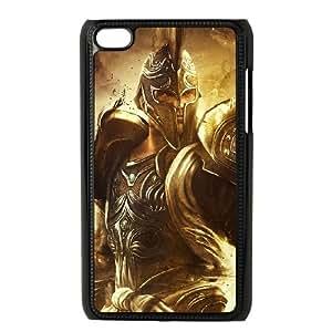 iPod Touch 4 Case Black god of war 011 KI5988863