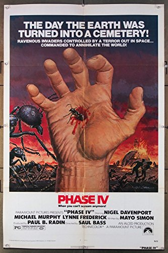 Phase IV Movie Poster
